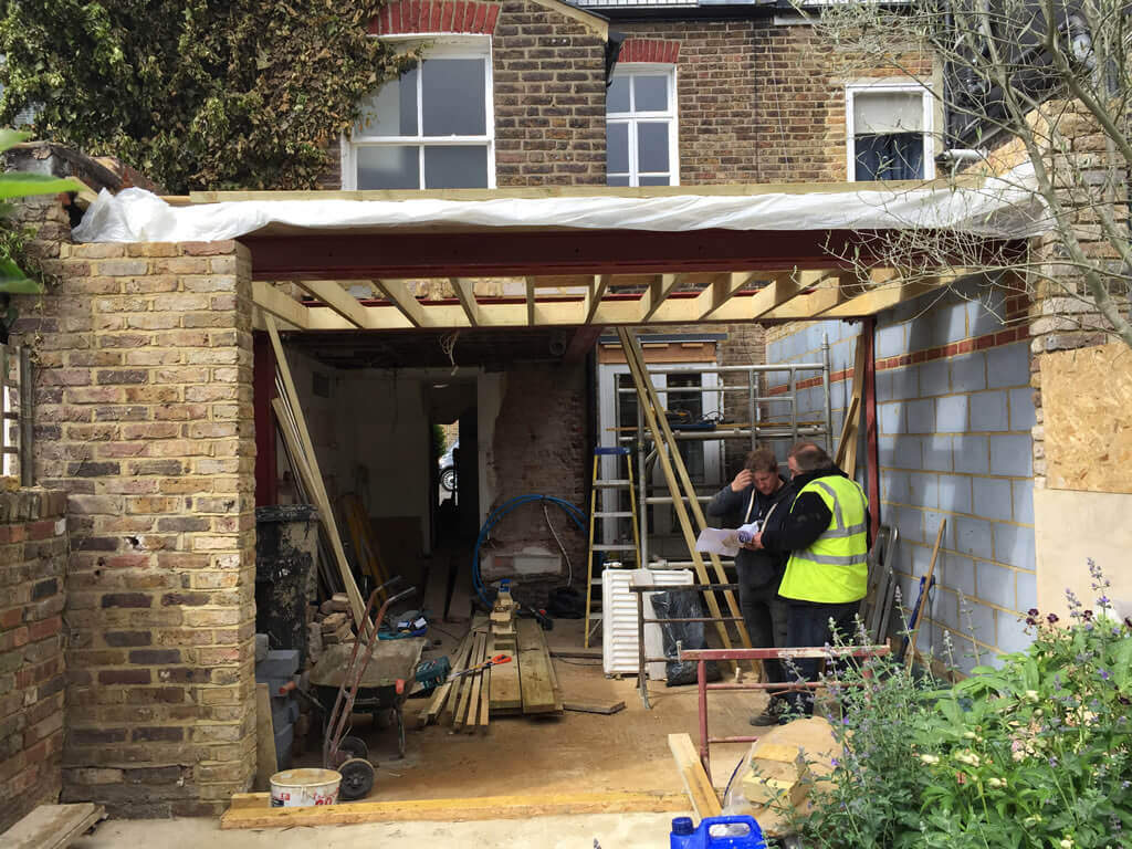 Home renovation north london