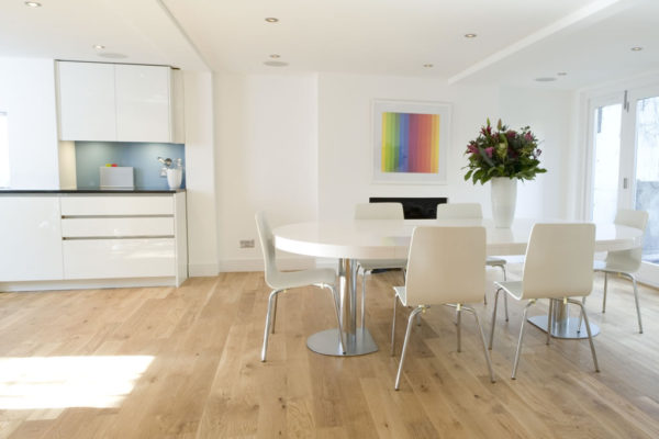 light parquet styled by Absolute Project Management