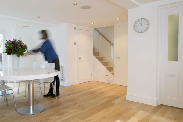 Project management renovation london