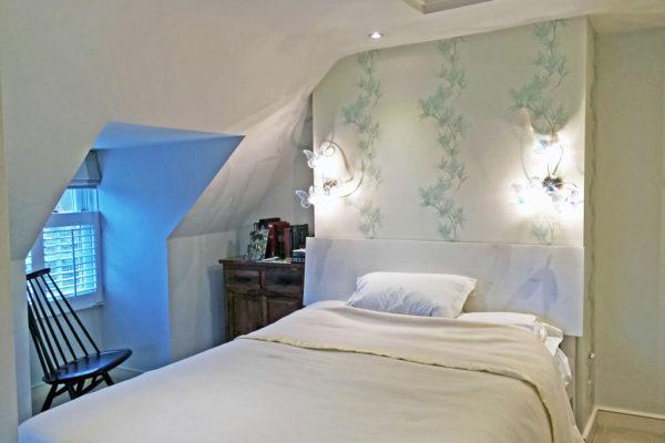 bedroom staging london