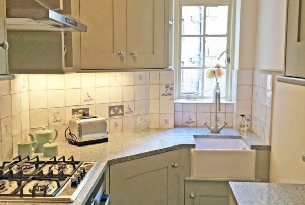 Barnes Kitchen house renovation Mayfair london