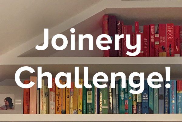 Joinery Design Challenge