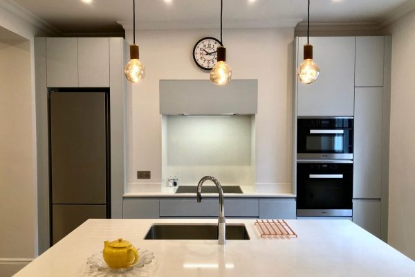 Ideal storage spaces for kitchen styled by Absolute Project Management