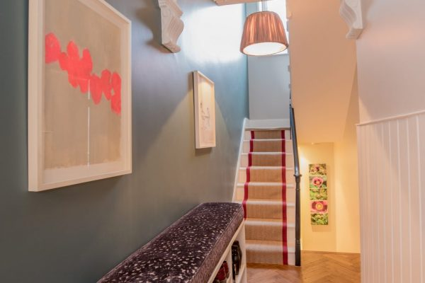 Bright lighting styled by Absolute Project Management