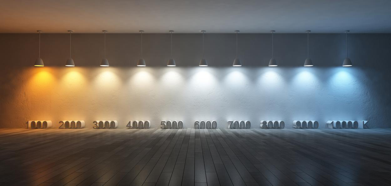 Lighting with downlights