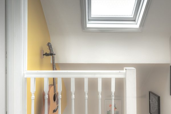 Painted modern balustrades by Absolute Project Management
