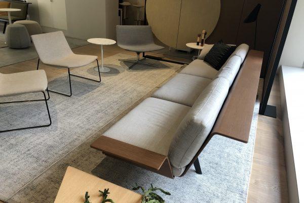 Elegant sofa design