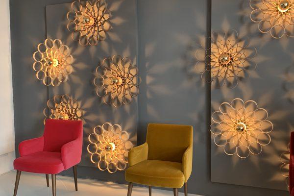 Beautiful wall lights