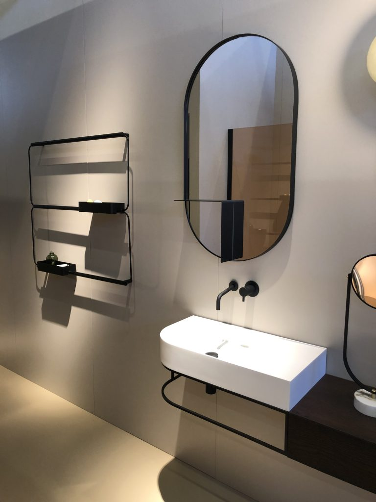 Ex.t bathroom at Maison Objet et Paris 2020