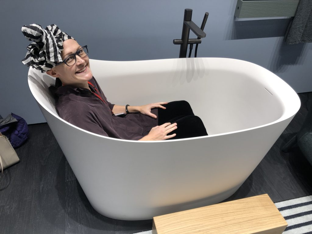 Antonio Lupi Bath at Maison et Objet Paris 2020