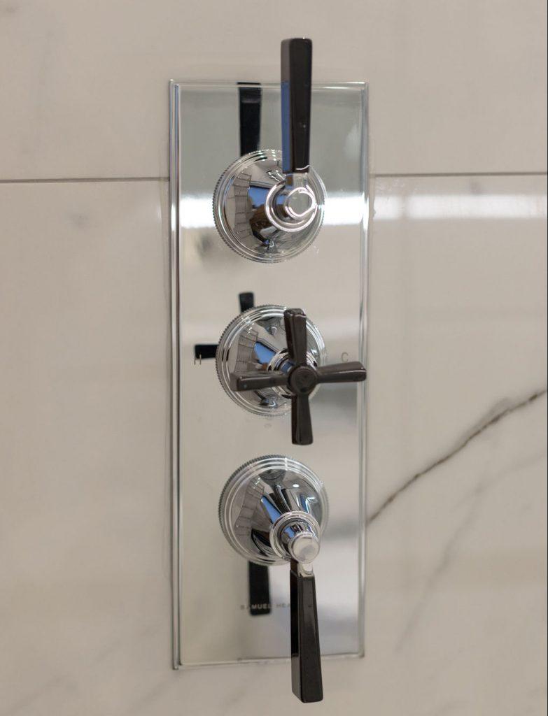 Samuel Heath shower controls